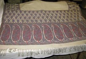 Norwich shawl